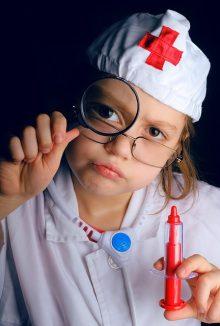 pielęgniarka - rodo w szkole