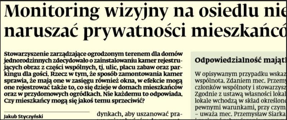 gazeta prawna siarka przemysław rodo
